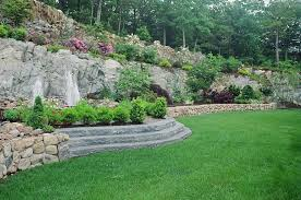 Landscaping Ideas For The Backyard Backyard Landscape Designs Christopher Dallman