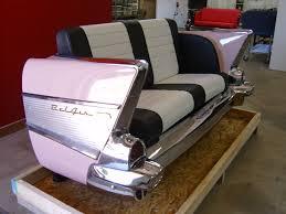 Chevy Home Decor Classic Car Furniture Cars Restored Classic Car Furniture