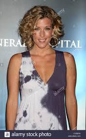 laura wright hair laura wright disney abc television summer press junket held at the