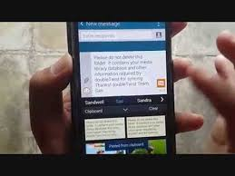 where is my clipboard on android phone samsung galaxy s5 how to find clipboard android phone