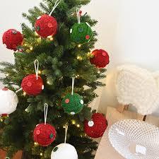 aliexpress buy tree ornaments creative wool