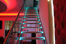 led strip lights for stairs led step lighting colour brightness power control