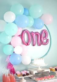 birthday decorations easy 1st birthday decorations best balloon ideas on birthday