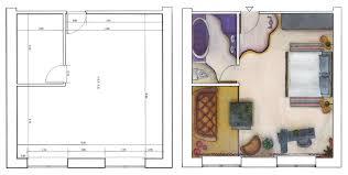 plan chambre d hotel chambre d hôtel