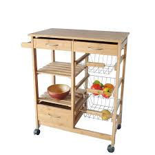 kitchen utility cart vtg 1950u0027s cosco 3 tier metal