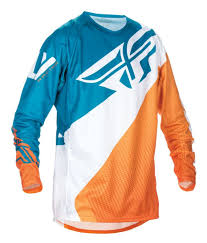 dc motocross gear fly racing youth evolution 2 0 jersey revzilla