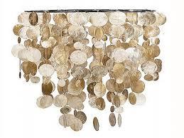 diy shell chandelier classic design capiz shell chandeliers shell chandeliers shabby