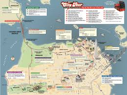 San Francisco Ca Map by Maps Update 21051488 San Francisco City Map Tourist San San