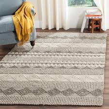 Modern Rugs Reviews Laurel Foundry Modern Farmhouse Billie Tufted Gray Ivory Area