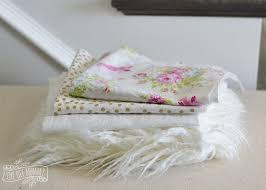 make shabby chic glam kids u0027 bedding little c u0027s bedroom makeover
