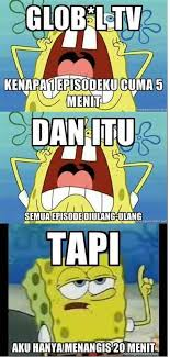 Meme Spongebob Indonesia - profile pictures facebook
