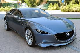new mazda android cars new mazda shinari another four door sports coupe