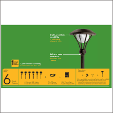 Malibu Low Voltage Landscape Lighting Malibu Celestial 6 Pack Led Pathway Lights Led Low Voltage