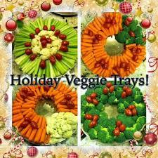 holiday veggie trays quite contemporary