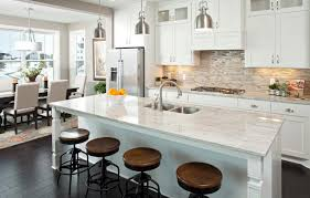 kitchen island kitchen cabinets hialeah fl gray glass backsplash