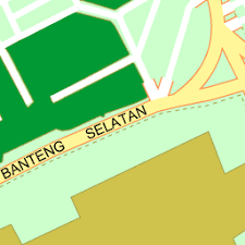layout gedung dhanapala jalan senen raya jalan senen raya jakarta peta jalan senen raya