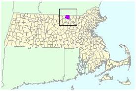 massachusetts on a map towns of townsend ma maps directions