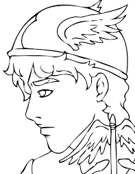 hermes greek god colouring pages page 2 zeus coloring pages