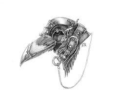 steampunk crow by ezekielcrowe on deviantart