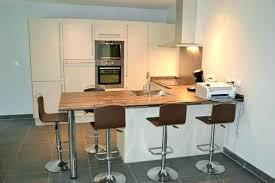 plan de travail bar cuisine table en plan de travail plan de travail de cuisine faaon bar table