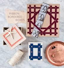 diy designs diy ribbon border boxes design sponge