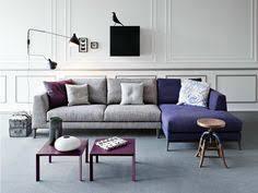 italienische design sofas slab canapé avec méridienne by bonaldo design mauro lipparini