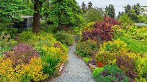 How To Design A Flower Bed Design A Vibrantly Colorful Garden Sunset