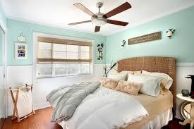 island bedroom seagrass headboard cottage bedroom