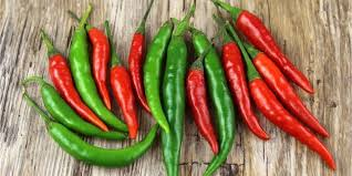 chili peppers benefits information