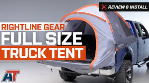 Ford F 150 Truck Bed Tent - 1997 2016 f150 rightline gear full size truck tent review
