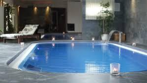 Bathtub Swimming Pool Luxurious Modern Bathroom With Bathtub Filling Stock Footage Video