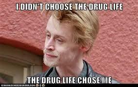 Thug Life Memes - image 382235 i didn t choose the thug life the thug life chose