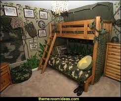 Decorating Theme Bedrooms Maries Manor Army Theme Bedrooms - Army bedroom ideas