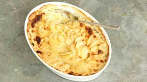 simple scalloped potatoes