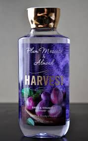so lonely in gorgeous visions of sugar plums bath body works bath body works plum moscato almond harvest shower gel