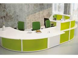 banque de bureau banque d accueil élégance bm bureau