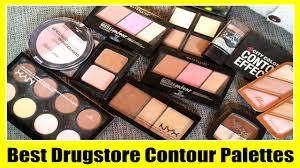 best drugstore contour u0026 highlight palettes youtube