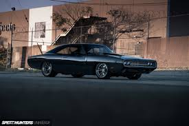 modified muscle cars when muscle car meets hypercar the tantrum charger speedhunters