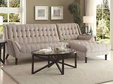 Chenille Sectional Sofas Chenille Sectional Sofas Loveseats Chaises Ebay