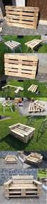 Patio Furniture Made Of Pallets by 15 Best Diy Outdoor Pallet Furniture Ideas Homelovr