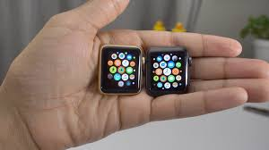 Where Does The Series Number On A Map Appear Top New Apple Watch Series 1 And Series 2 Features U2013 Which One