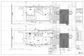 San Francisco Floor Plans Citing Pipleline Fears Neighbors Seek To Delay New Homes On