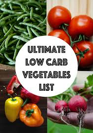 low carb vegetables list searchable u0026 sortable guide ketogasm
