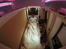 Private Plane Bedroom What It U0027s Like To Fly The 23 000 Singapore Airlines Suites Class