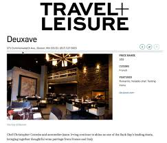 Massachusetts Travel And Leisure Magazine images Press deuxave jpg