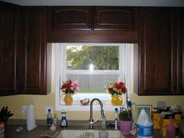 bow window replacement kitchen bay window treatment ideas how to