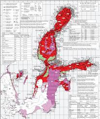 Baltic Sea Map A Sudden Sea Ice Increase In The Baltic Sea In February 2011