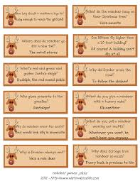 a list maker u0027s life reindeer riddles free printable christmas