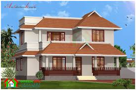 Traditional House Plan Traditional Style Kerala House Plan And Elevation Architecture