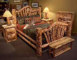 Handcrafted Wood Bedroom Furniture - handmade bedroom furniture1